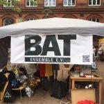Pavillon des BAT Ensemble aus dem Sommerfest am Pulverberg